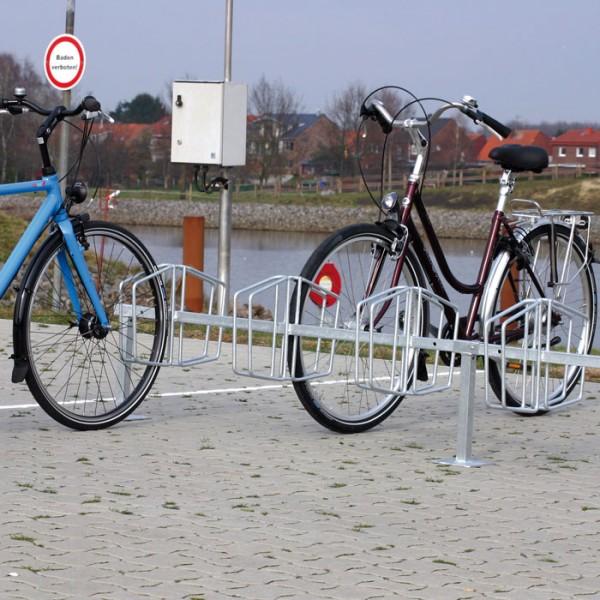 Fahrradständer Als - zweiseitig