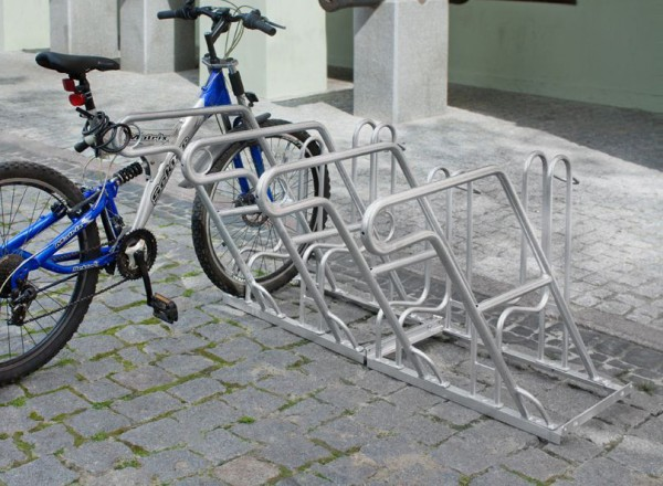 Fahrradständer Ontario mit Anlehnbügel