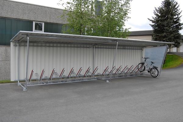 Fahrradüberdachung FS 5-2
