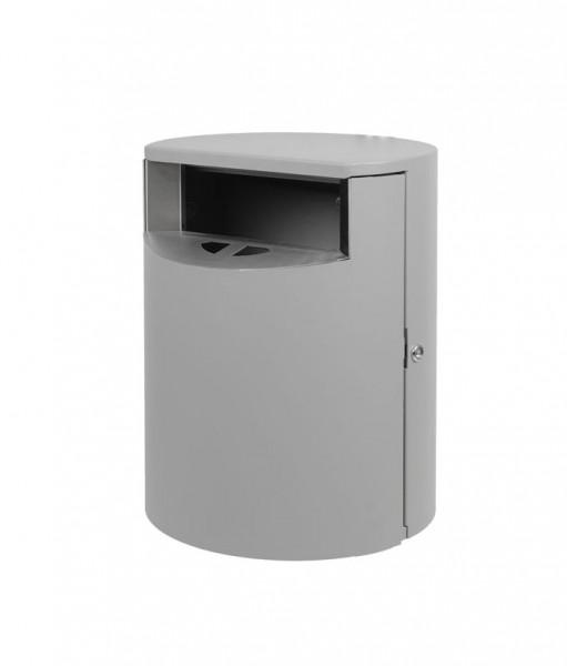 Abfallbehälter Lintrup mit Ascher