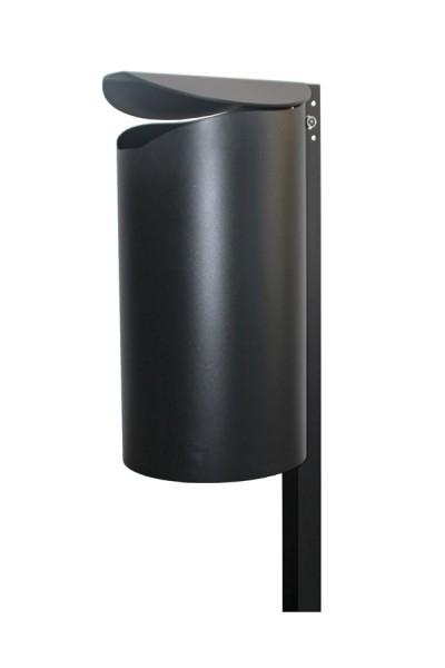 Abfallbehälter Bora - mit Gaszugfeder