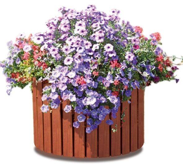 Pflanzbehälter - Blumenkasten