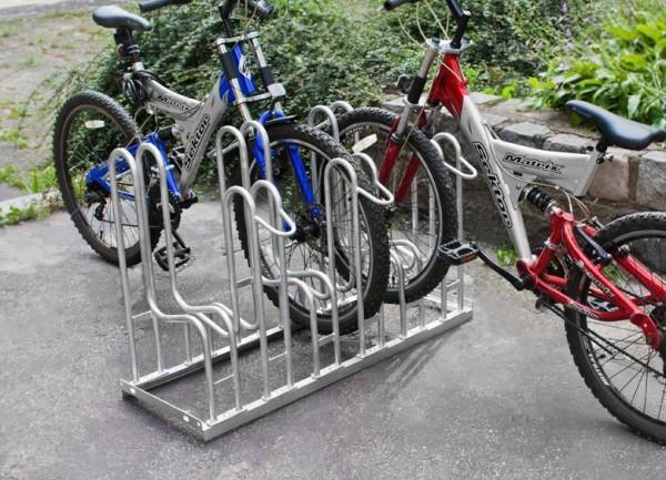 Fahrradständer Sirius - zweiseitige Einstellung