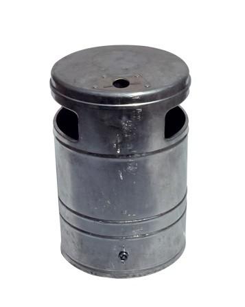 Abfallbehälter Isola