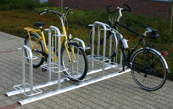 Fahrradständer Kappa - zweiseitig