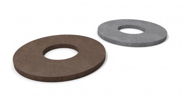 Bodenplatte - Ø 500 mm