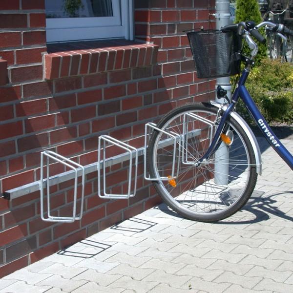 Fahrradständer Als - Wandmontage