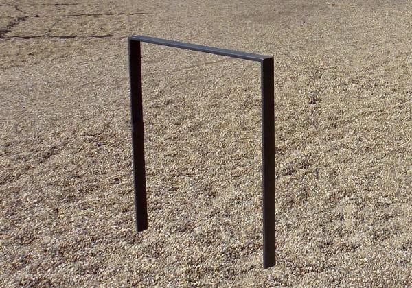 Anlehnbügel Jakob - Flachstahl 50 x 12 mm